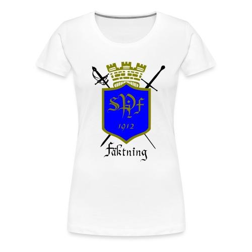 SPIFF T-shirt Dam - Premium-T-shirt dam