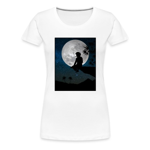 Rasta - T-shirt Premium Femme
