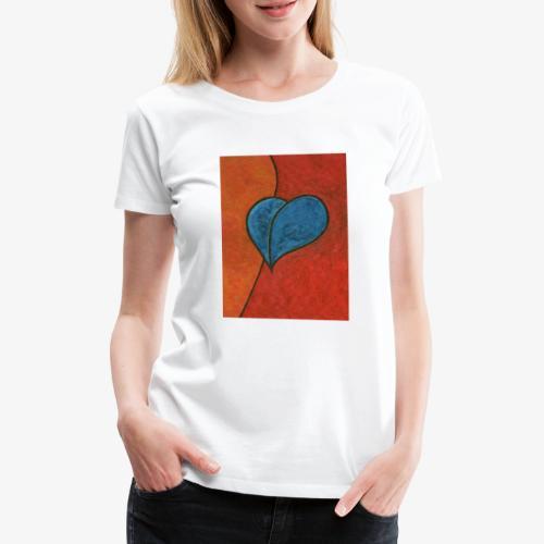 Czekam - Koszulka damska Premium