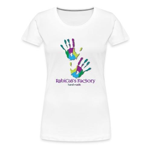rabicat_mani - Maglietta Premium da donna