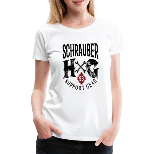HG 93 Schrauber - Frauen Premium T-Shirt