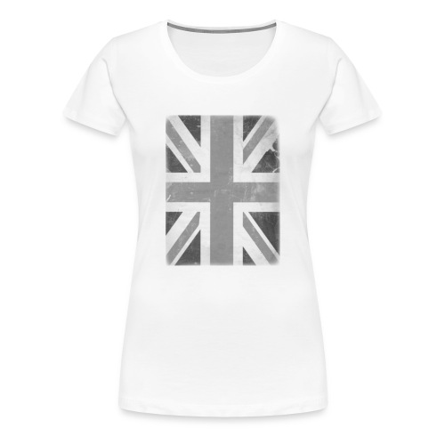 BW Union Jack - Women's Premium T-Shirt