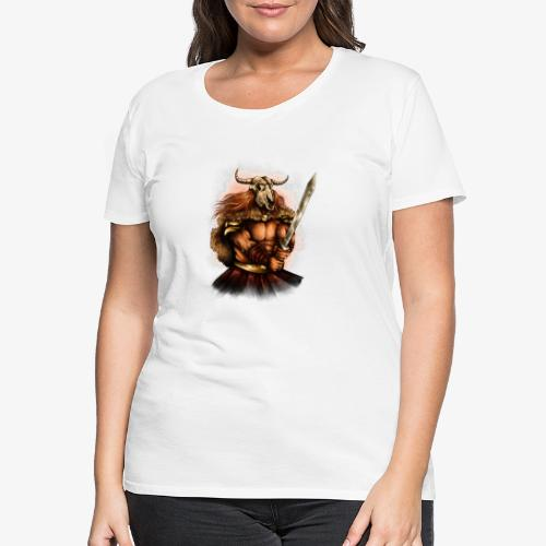 Bataille pour l'honneur - T-shirt Premium Femme