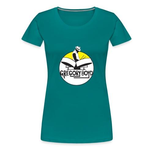 INTRODUKTION ELEKTRO STEELPANIST GREGORY BOYD - Dame premium T-shirt