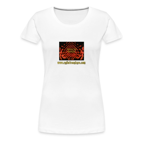 shirt actionbyhavoc - Women's Premium T-Shirt