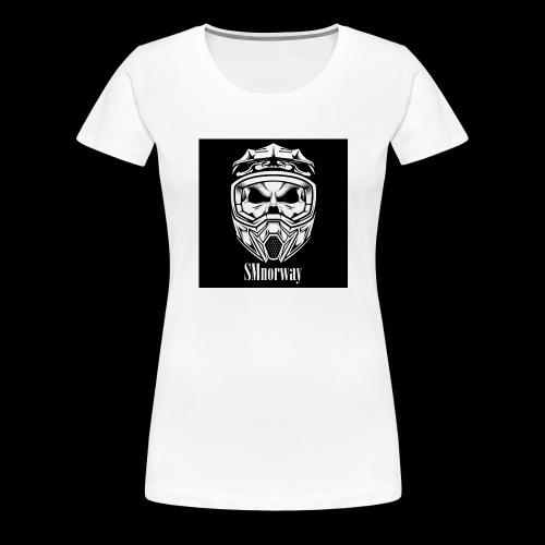 SMnorway - Premium T-skjorte for kvinner