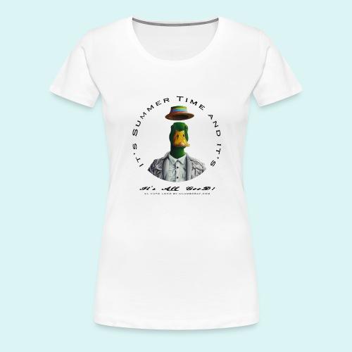 El Pato Loco - Women's Premium T-Shirt