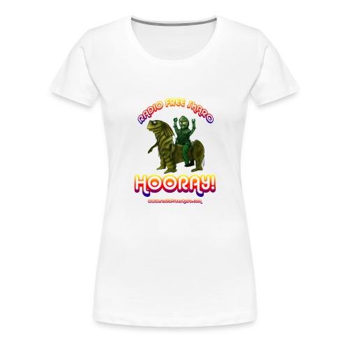 rfs hooray 2 - Women's Premium T-Shirt