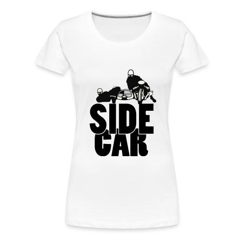 side car cinq - T-shirt Premium Femme