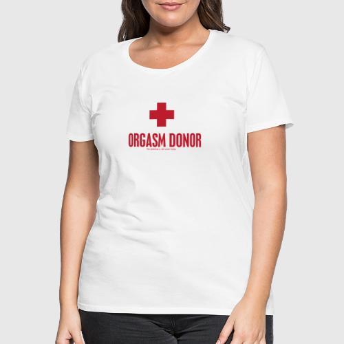 OG - Dame premium T-shirt