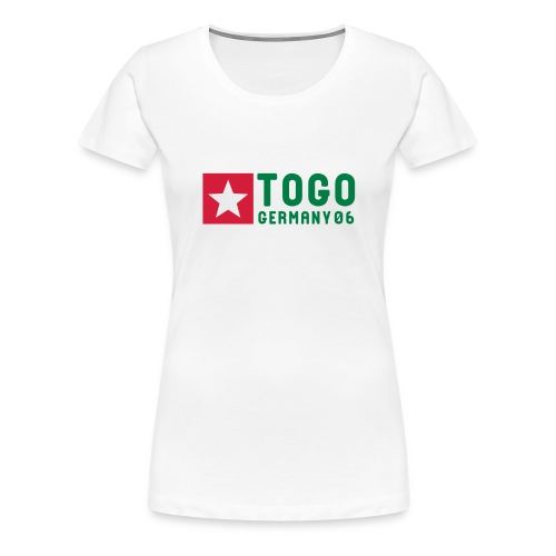 togo1 - Frauen Premium T-Shirt