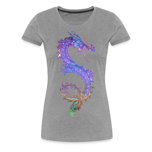 MAGIC DRAGON - Frauen Premium T-Shirt