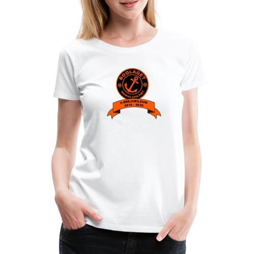 5-ÅRSJUBILEUM - Premium-T-shirt dam
