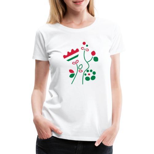 tulipani - Maglietta Premium da donna