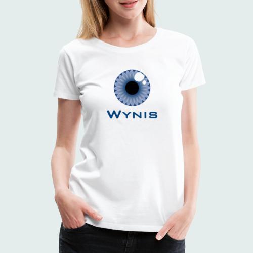 Productos Oficiales del canal @WYNIS2013. - Camiseta premium mujer