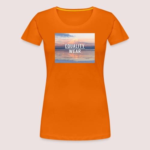 Mountain Equality Edition - Women's Premium T-Shirt