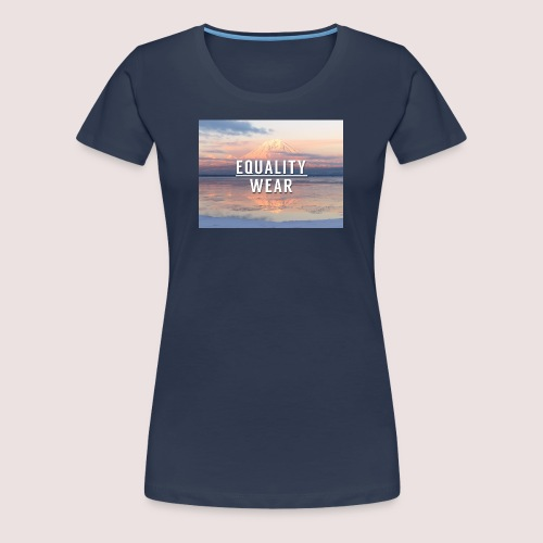 Mountain Equality Edition - Women's Premium T-Shirt