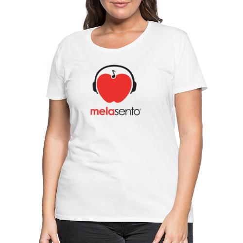 MelaSento - Maglietta Premium da donna