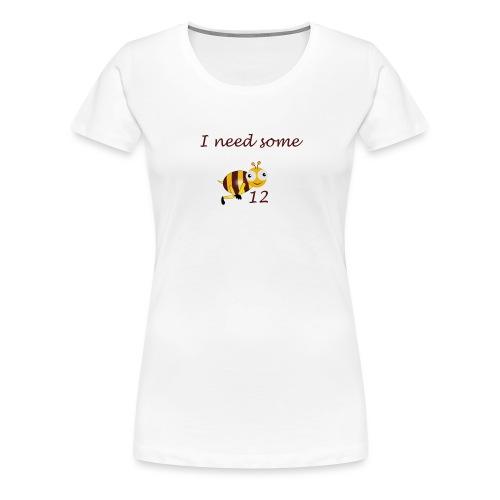 B12 deficiency - Women's Premium T-Shirt