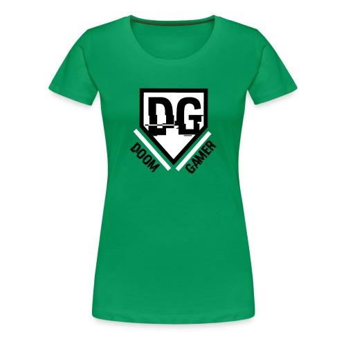 Doomgamer galaxy s5 hoesje - Vrouwen Premium T-shirt