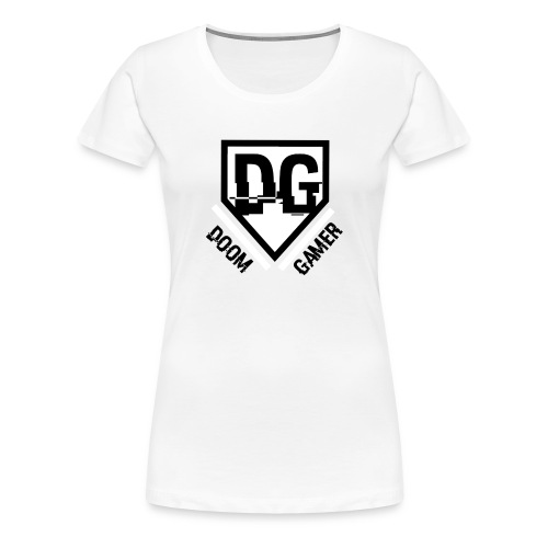 Doomgamer Galaxy S4 - Vrouwen Premium T-shirt