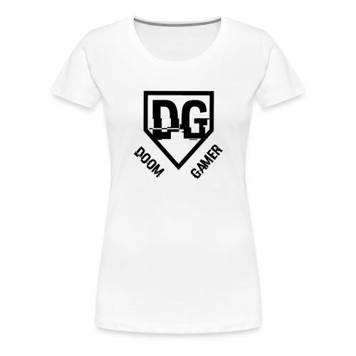 Doomgamer htc een hoesje - Vrouwen Premium T-shirt