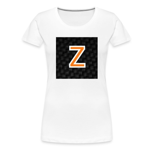 Zaragon Collection - Premium-T-shirt dam