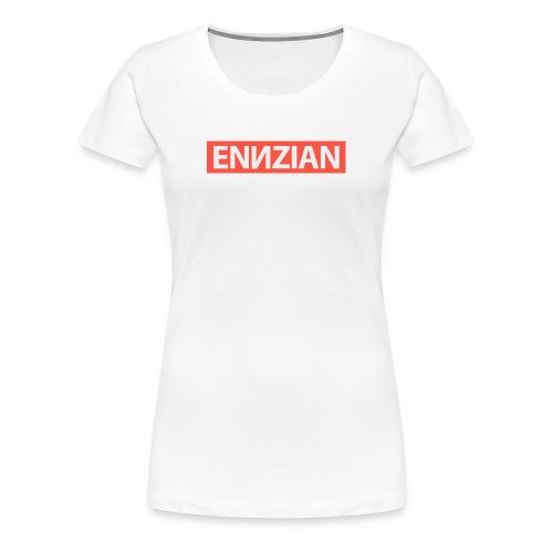Schriftzug - Frauen Premium T-Shirt