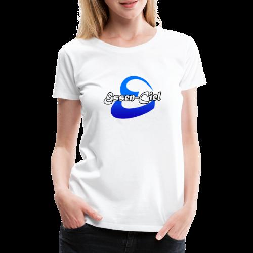 Collection Goodies Essen-Ciel - T-shirt Premium Femme