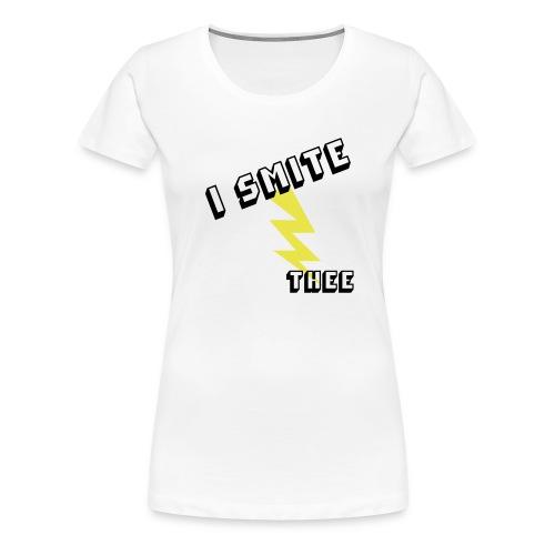High and Smitey - Women's Premium T-Shirt