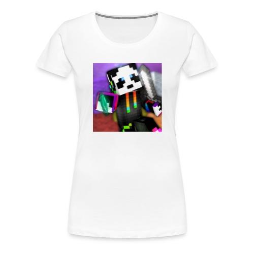 das ist mein profielbild - Frauen Premium T-Shirt