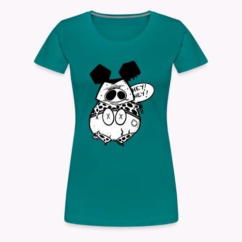 ugly pig - Maglietta Premium da donna