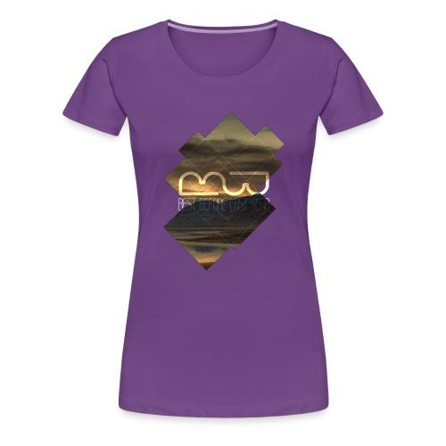 Men's shirt Album Cover - Women's Premium T-Shirt