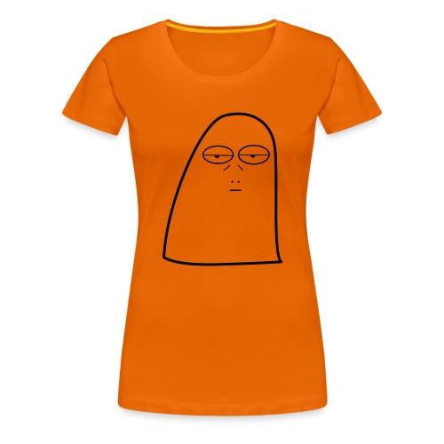 Simply Lenzuolo - Maglietta Premium da donna