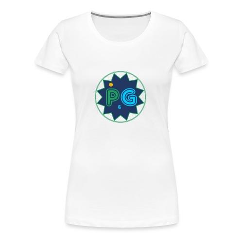 Pien En Gien Logo - Vrouwen Premium T-shirt