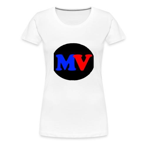 MaxterVixter - Premium T-skjorte for kvinner