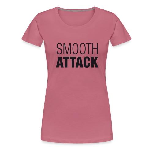 SmoothAttack pos png - Frauen Premium T-Shirt
