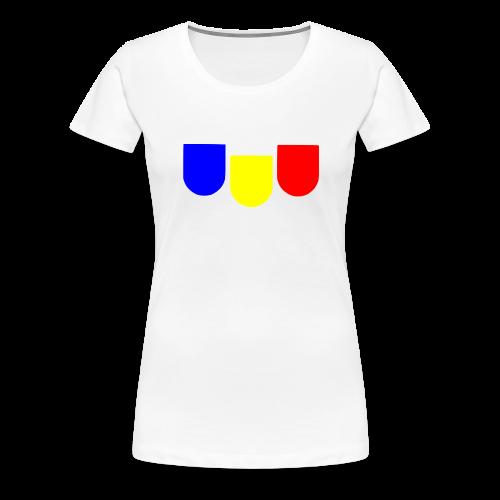 maler logo - Frauen Premium T-Shirt