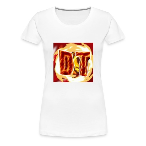 DenizTube - Vrouwen Premium T-shirt