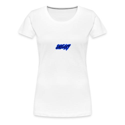 Sneaky - Women's Premium T-Shirt