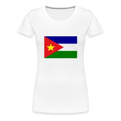 san-escobar.jpg - Frauen Premium T-Shirt