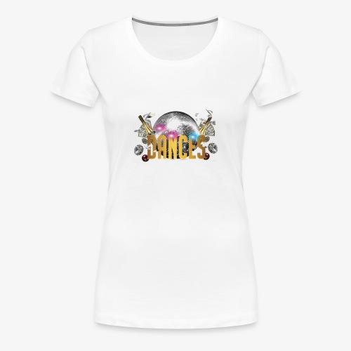 dance - Camiseta premium mujer