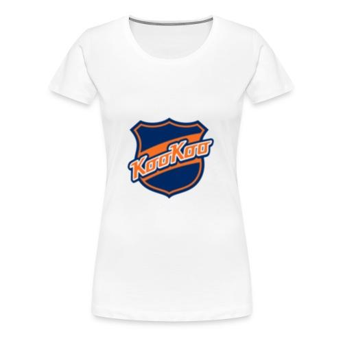 kookoo - Naisten premium t-paita