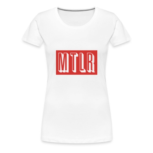 MTLR Brands - Frauen Premium T-Shirt