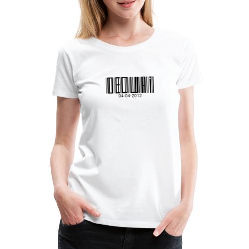 Code - T-shirt Premium Femme