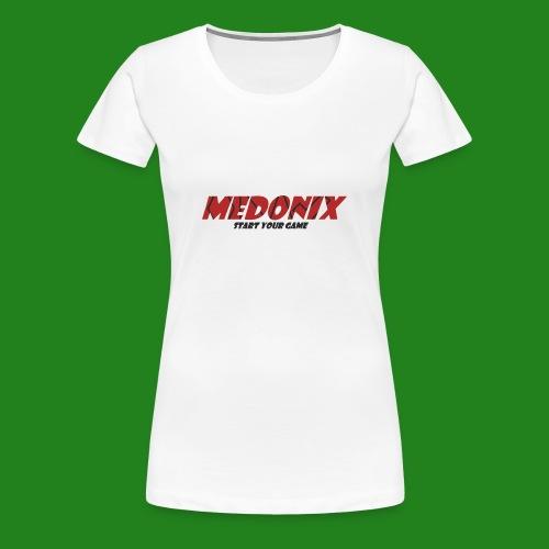 Medonix Merchendise - Women's Premium T-Shirt