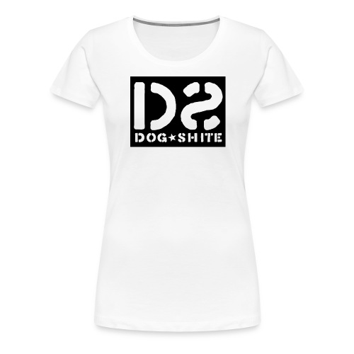 dstshirtlogo - Women's Premium T-Shirt