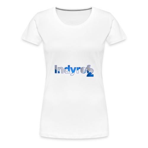 Iref2 - Women's Premium T-Shirt