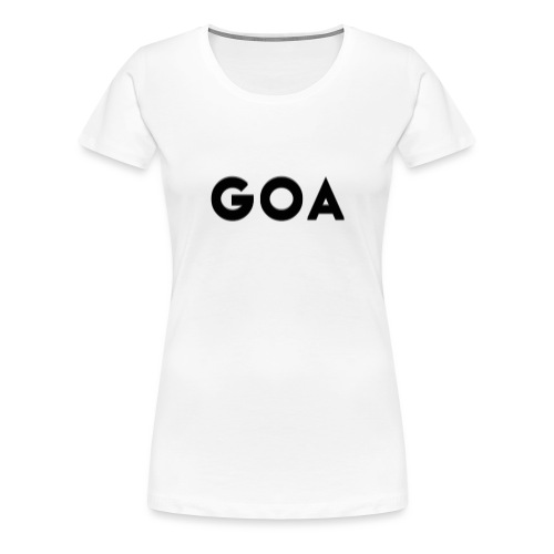 Trippy Goa - Frauen Premium T-Shirt
