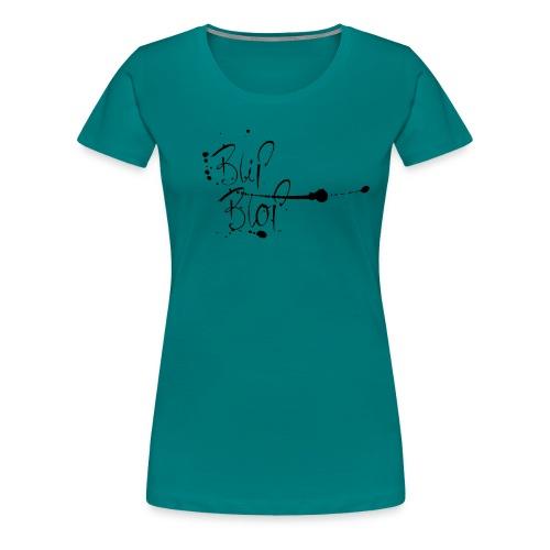 blipblop3 - Women's Premium T-Shirt